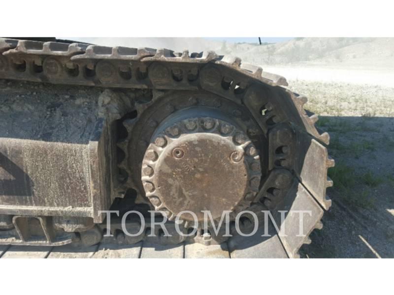 CATERPILLAR TRACK EXCAVATORS 330DL equipment  photo 5