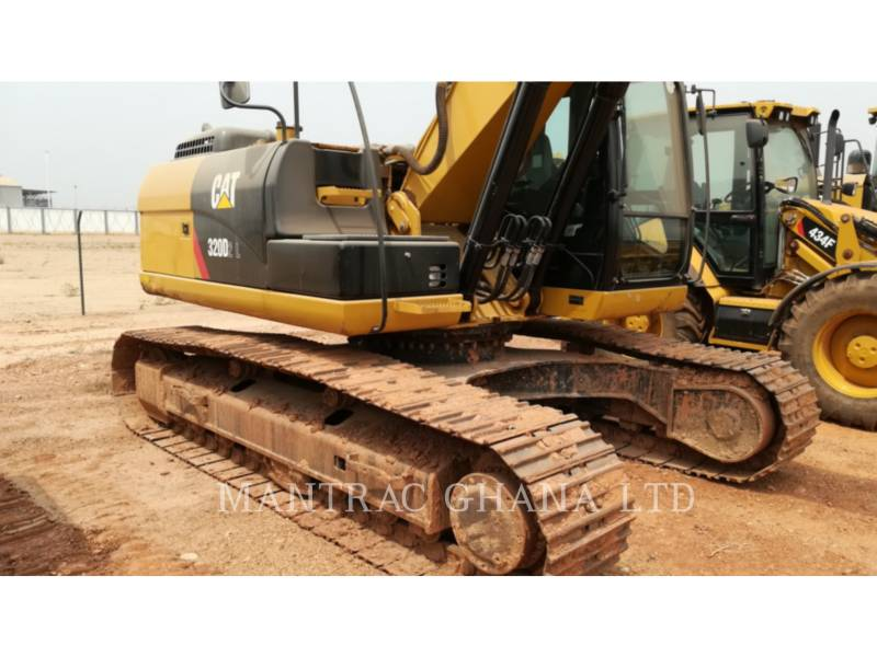 CATERPILLAR EXCAVADORAS DE CADENAS 320D2L equipment  photo 5