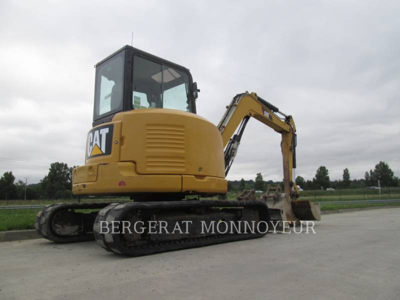 CATERPILLAR KETTEN-HYDRAULIKBAGGER 305.5E CR equipment  photo 1