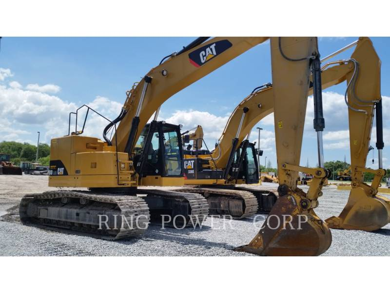 CATERPILLAR KOPARKI GĄSIENICOWE 328DLCR equipment  photo 2