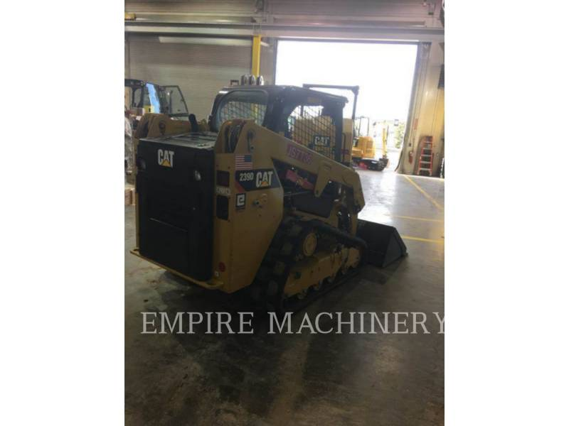 CATERPILLAR MULTI TERRAIN LOADERS 239D equipment  photo 2