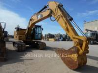 CATERPILLAR KETTEN-HYDRAULIKBAGGER 323FL TC equipment  photo 2