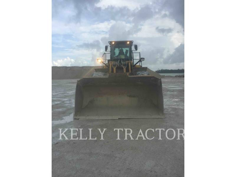 CATERPILLAR WHEEL LOADERS/INTEGRATED TOOLCARRIERS 980M equipment  photo 1