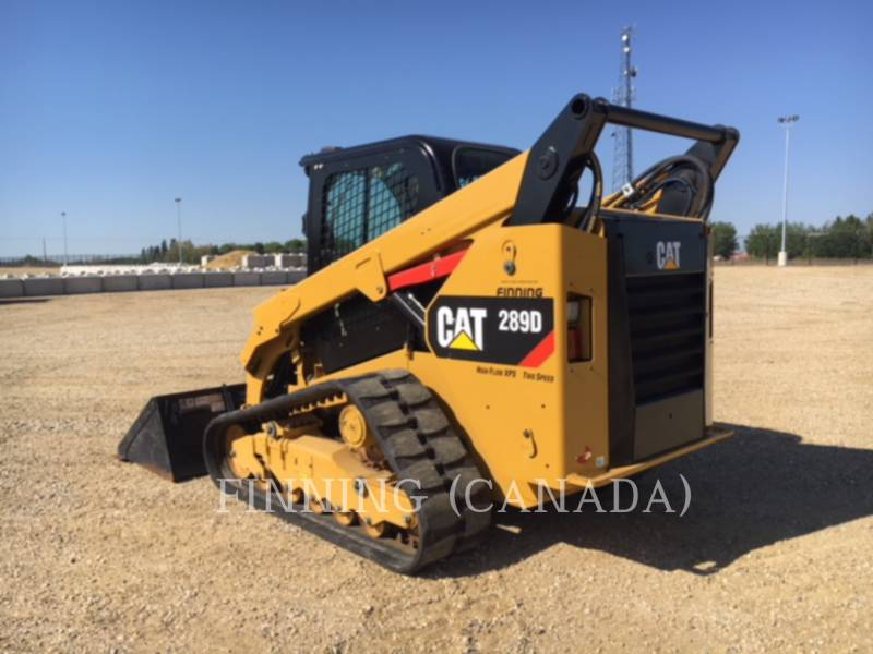 CATERPILLAR CARGADORES MULTITERRENO 289D equipment  photo 4