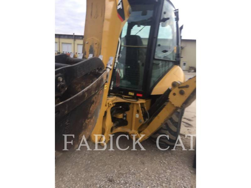 CATERPILLAR BAGGERLADER 430F HT equipment  photo 3