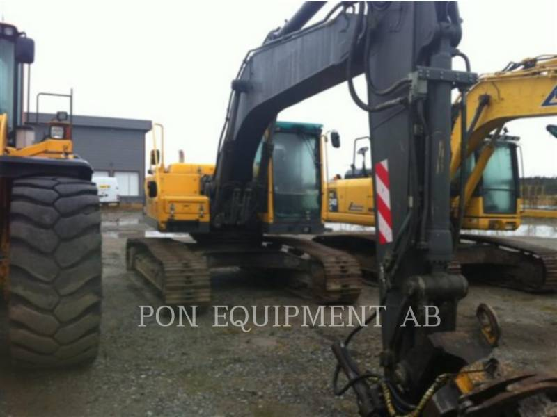 VOLVO CONSTRUCTION EQUIP BRASIL ESCAVADEIRAS EC210 equipment  photo 3
