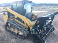Equipment photo CATERPILLAR 279D C3 HF MULTI TERRAIN LOADERS 1