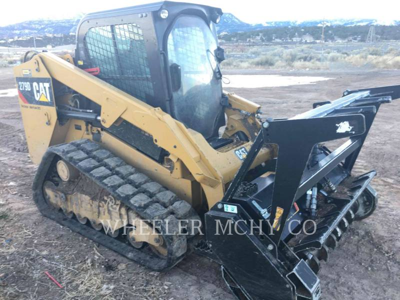 CATERPILLAR MULTI TERRAIN LOADERS 279D C3 HF equipment  photo 1