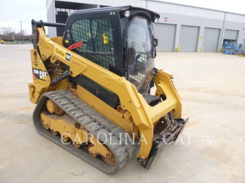 CATERPILLAR CHARGEURS SUR CHAINES 259D CB equipment  photo 1