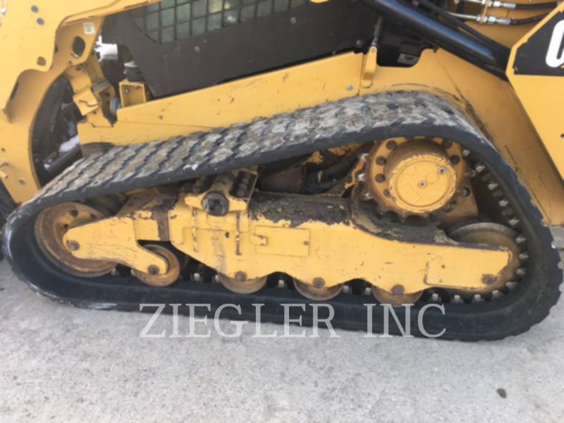 CATERPILLAR CHARGEURS TOUT TERRAIN 259DSR equipment  photo 2