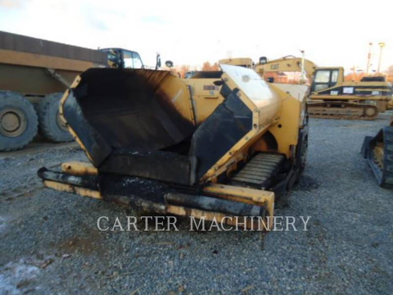 WEILER ASPHALT PAVERS P385 equipment  photo 2