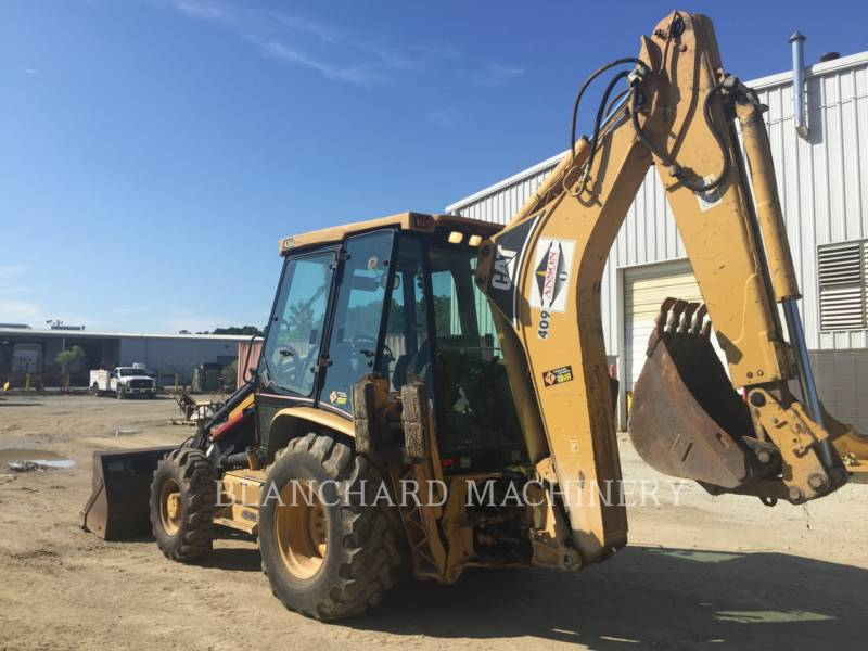 CATERPILLAR RETROESCAVADEIRAS 430D equipment  photo 2