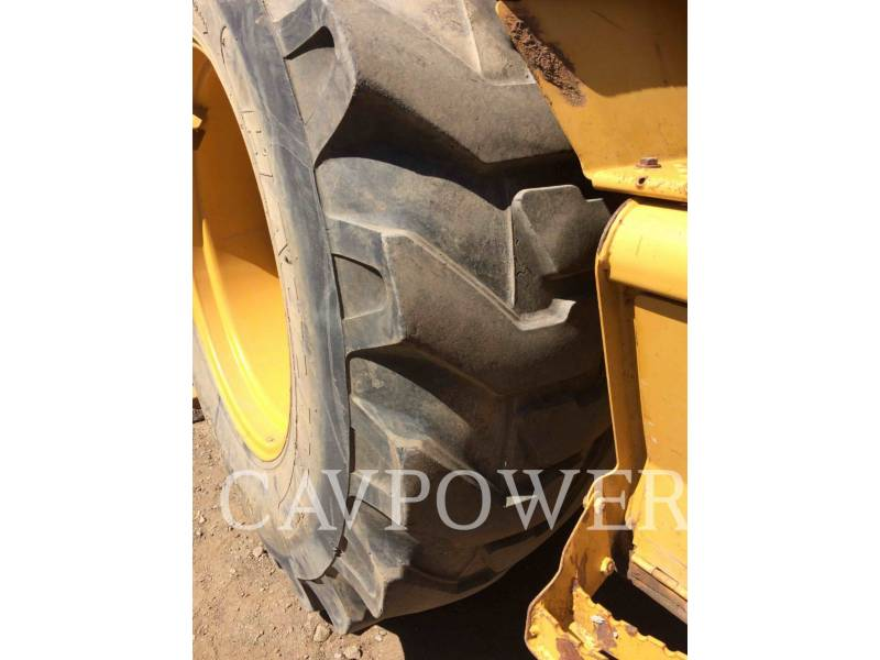 CATERPILLAR BAGGERLADER 432D equipment  photo 12