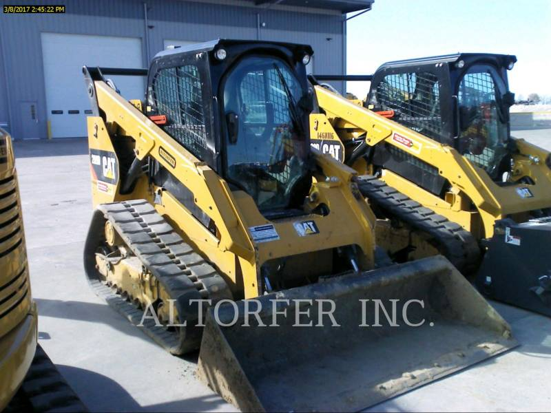 CATERPILLAR KOMPAKTLADER 289D equipment  photo 1
