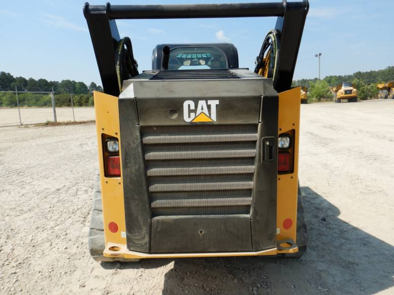 CATERPILLAR PALE CINGOLATE MULTI TERRAIN 299 D 2 equipment  photo 6