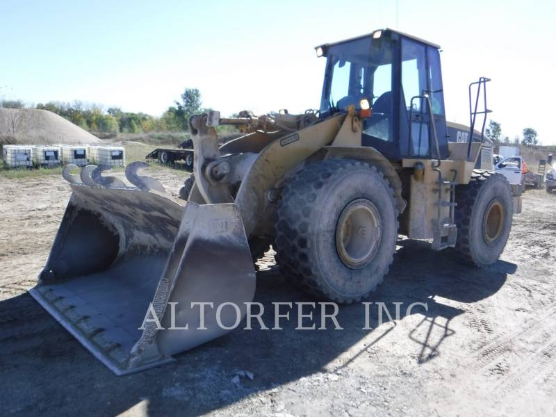 CATERPILLAR WHEEL LOADERS/INTEGRATED TOOLCARRIERS 950G SW equipment  photo 2