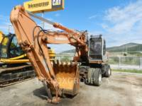 Equipment photo FIAT/HITACHI FH200W EXCAVATOARE PE ROŢI 1