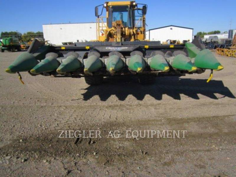 GERINGHOFF Rabatteurs RD822B equipment  photo 16