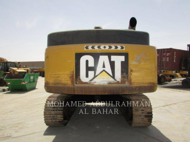 CATERPILLAR KETTEN-HYDRAULIKBAGGER 349 D L equipment  photo 4
