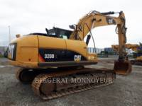 CATERPILLAR ESCAVATORI CINGOLATI 320D equipment  photo 3