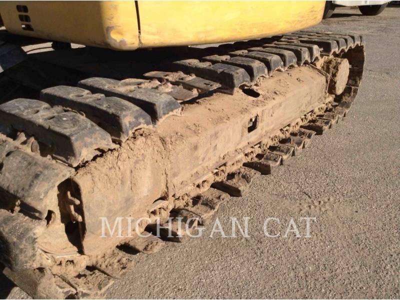 CATERPILLAR TRACK EXCAVATORS 308CCR CRT equipment  photo 15