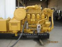 CATERPILLAR STATIONARY GENERATOR SETS 3508 IND equipment  photo 2