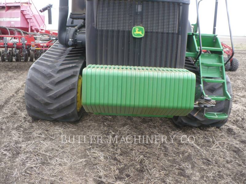 DEERE & CO. TRACTEURS AGRICOLES 9630T equipment  photo 2