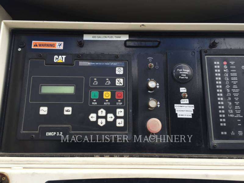 CATERPILLAR PORTABLE GENERATOR SETS XQ 300 equipment  photo 6