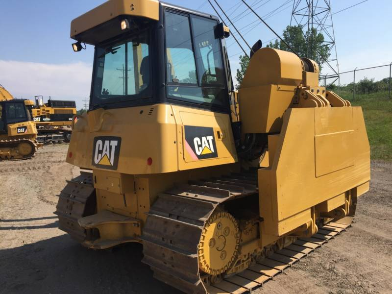 CATERPILLAR TRACTEURS POSE-CANALISATIONS PL61 equipment  photo 8