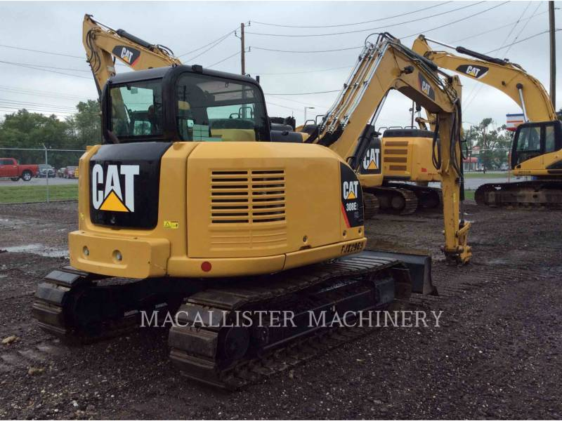 CATERPILLAR トラック油圧ショベル 308E2CRSB equipment  photo 3