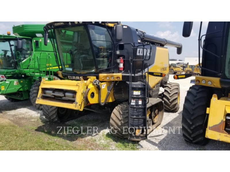 LEXION COMBINE COMBINADOS 760TT equipment  photo 1