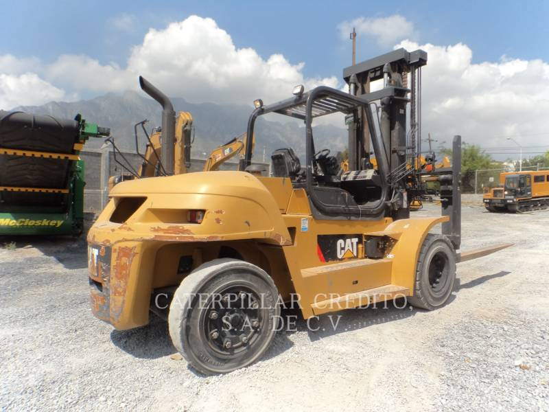 CATERPILLAR MITSUBISHI FORKLIFTS P33000 equipment  photo 3