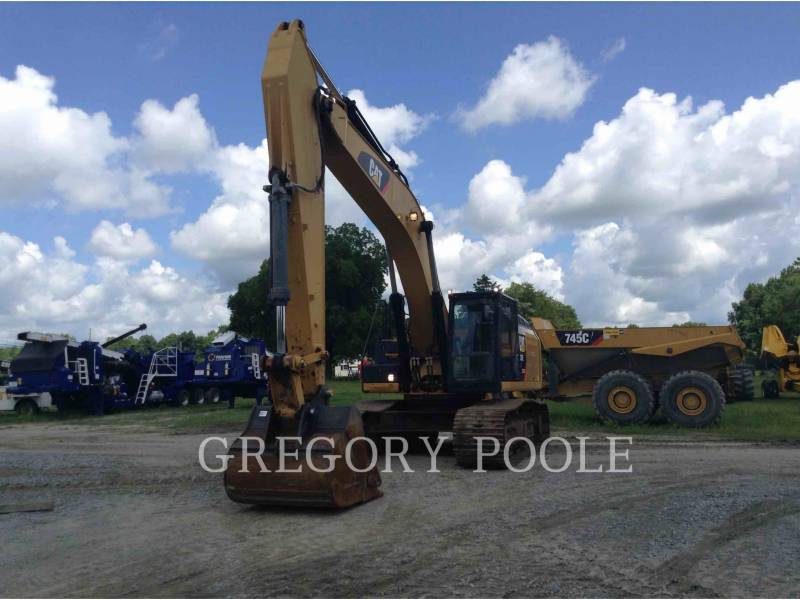 CATERPILLAR PELLES SUR CHAINES 336EL H equipment  photo 1