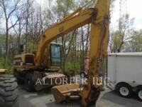 Equipment photo CATERPILLAR M318 PELLES SUR PNEUS 1