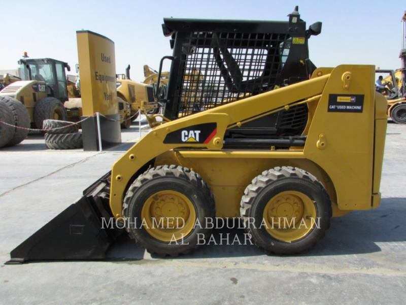 CATERPILLAR MINICARGADORAS 216 B SERIES 3 equipment  photo 2