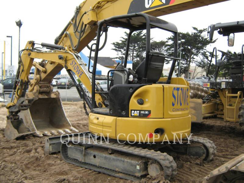 CATERPILLAR TRACK EXCAVATORS 303.5E CR equipment  photo 3