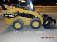 Equipment photo CATERPILLAR 262D KOMPAKTLADER 1