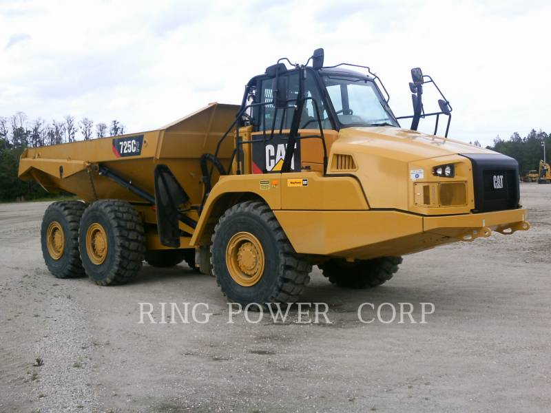 CATERPILLAR CAMIONES ARTICULADOS 725C2TG equipment  photo 2