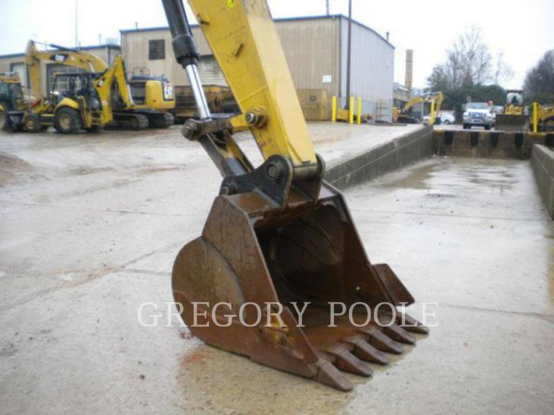 Caterpillar EXCAVATOARE PE ŞENILE 320D L equipment  photo 20