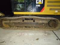 CATERPILLAR KETTEN-HYDRAULIKBAGGER 336ELH equipment  photo 6