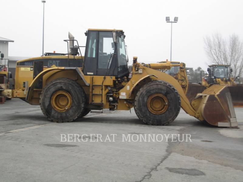 CATERPILLAR WHEEL LOADERS/INTEGRATED TOOLCARRIERS 966G equipment  photo 4