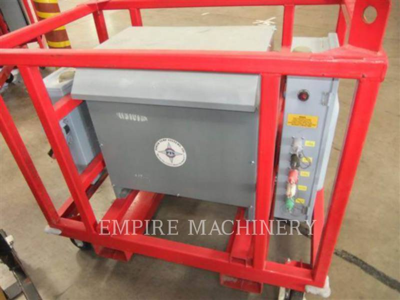MISCELLANEOUS MFGRS OTHER 75KVA PT equipment  photo 1
