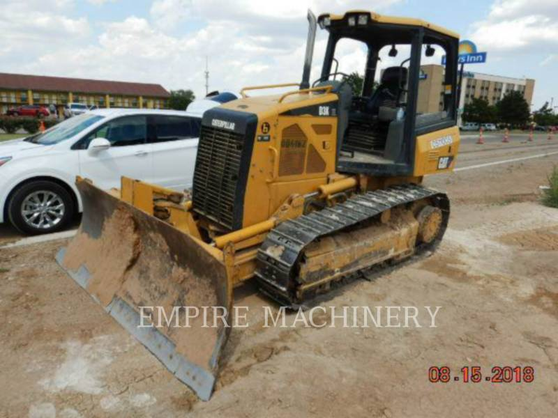 CATERPILLAR TRACK TYPE TRACTORS D3KXL equipment  photo 1