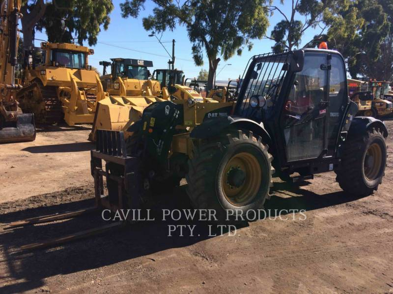 CATERPILLAR TELEHANDLER TH337C equipment  photo 2