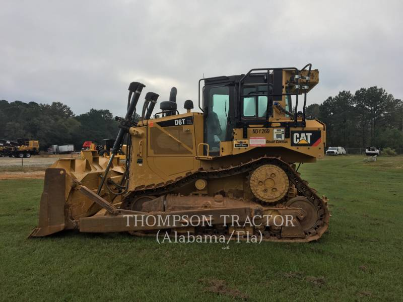 CATERPILLAR TRACTOREN OP RUPSBANDEN D6T equipment  photo 9
