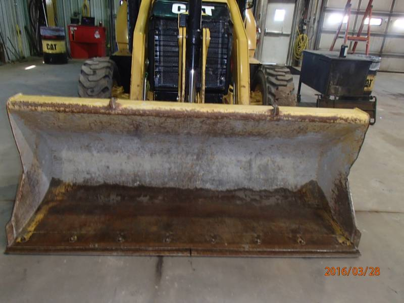 CATERPILLAR RETROEXCAVADORAS CARGADORAS 420FST equipment  photo 5