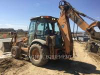 CASE BACKHOE LOADERS 580SUPERN equipment  photo 2