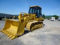 CATERPILLAR CHARGEURS SUR CHAINES 963C CAB equipment  photo 2