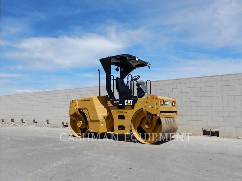 CATERPILLAR ASPHALT DISTRIBUTORS CB-434D equipment  photo 2