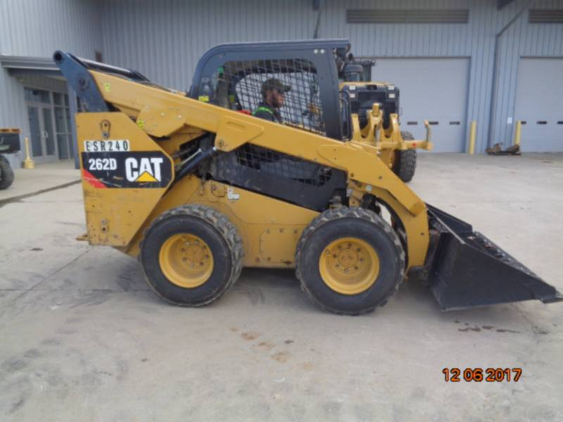 CATERPILLAR MINICARGADORAS 262D equipment  photo 20